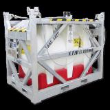 DNV 550 Gallon Acid Tank