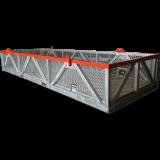 8′ x 24′ Cargo or Tool Basket